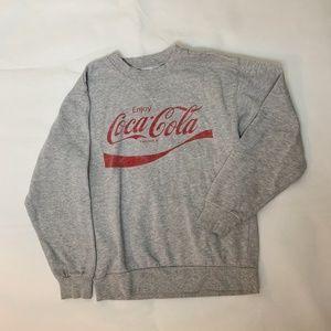 Coca Cola Crewneck Sweatshirt